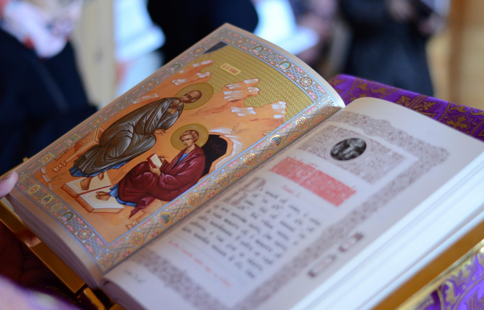 Свидетельства Церкви о чтении Слова Божия